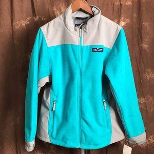 NWT Lauren James Palmer fleece jacket Sz XL